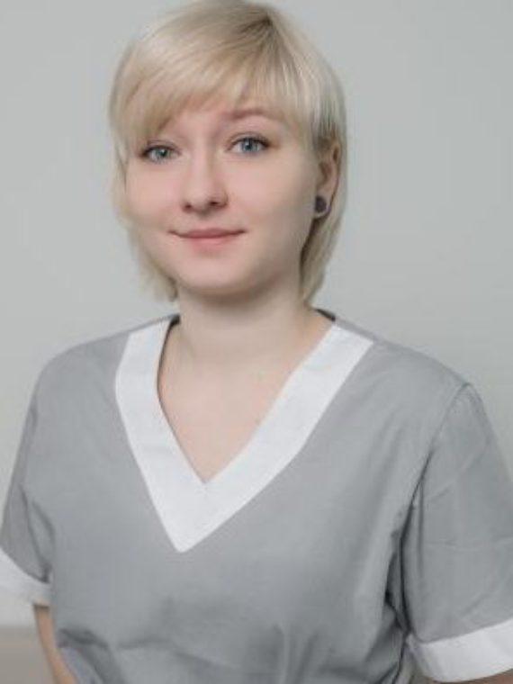Кулагина Анастасия Сергеевна