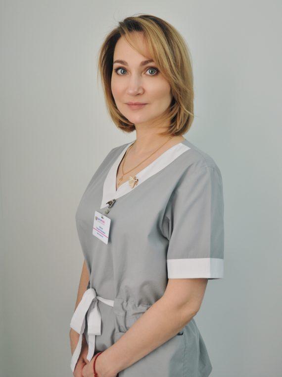 Кайсина Татьяна Николаевна - Косметолог: прием, консультация